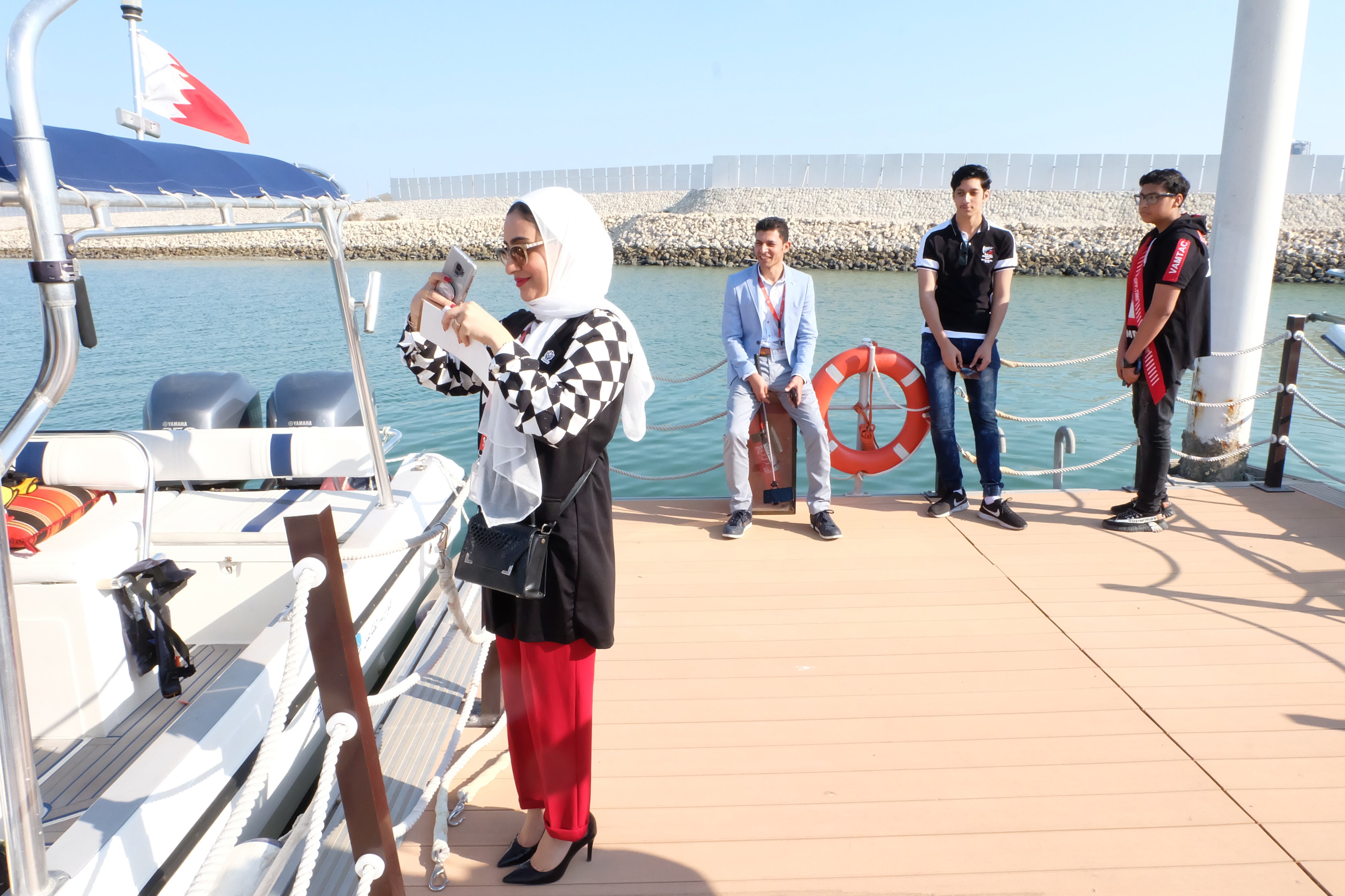 Keepers Tour Boat Ride to Abu Maher Fort